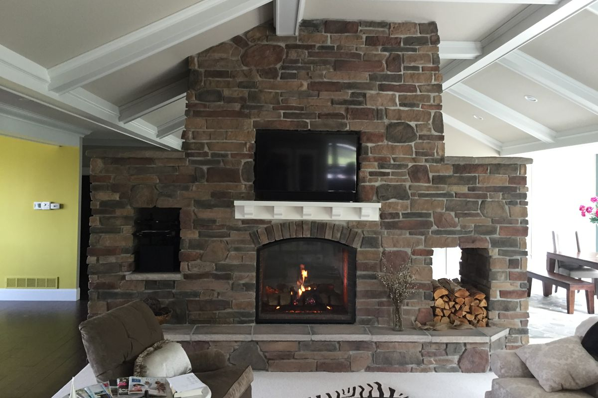 Custom Fireplace Sarasota FL