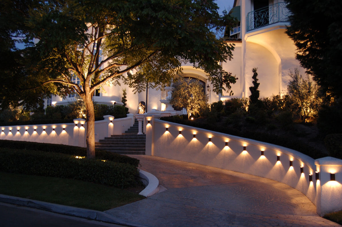 Landscape Lighting Sarasota FL