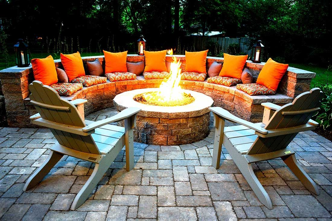 Outdoor Fire Pits Sarasota FL